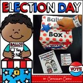 Election Day & Voting Mini Unit