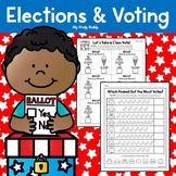 Election Day Voting Activities (Presidential Election 2020 and Beyond)