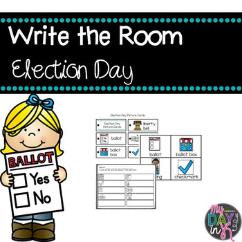 Election Day Write the Room