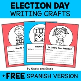Election Day Writing Prompt Crafts