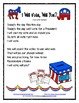 Election Day and Voting Process ELA and Math Mini Unit
