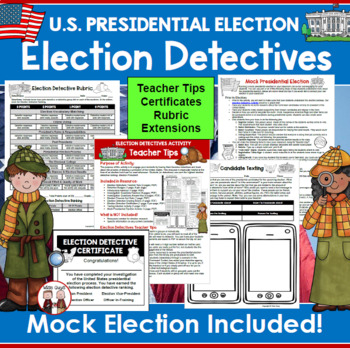 President Election and Election Day Activities by Wise ...