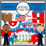 Election Clipart {A Hughes Design}