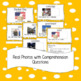 Election Interactive Book and Song with Comprehension Questions