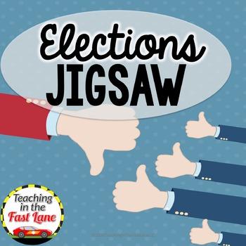 Election Jigsaw Activity