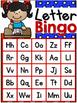 Voting Letter Bingo