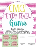 Election Memory Review Game