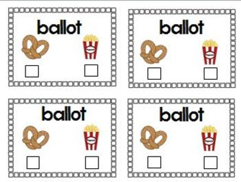Election Packet - use ANY year! Lower Elementary