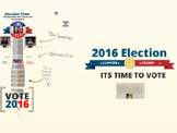 Election Prezi, Close Read, and Performance Task