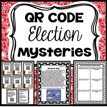 Election QR Code Mysteries