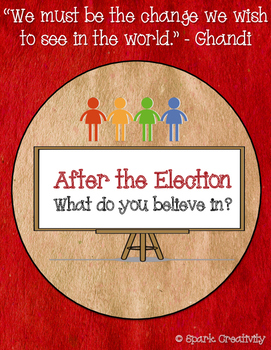 Election Reactions: Giving Students a Chance to Process and Reflect