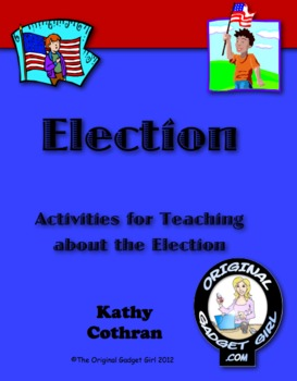 Election Resources: Teaching with Technology