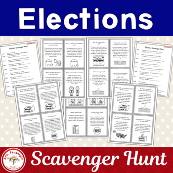 Election Scavenger Hunt