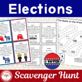 Elections Scavenger Hunt