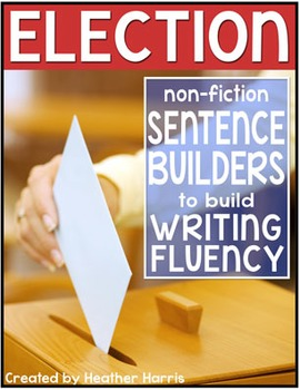 Election Sentence Builders