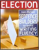 Election Sentence Builders