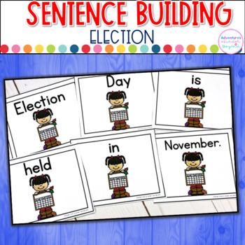 Election Sentence Scramble