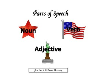 Patriotic Election Speech and Language Packet