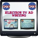 Elections Persuasive Writing Television Advertisements