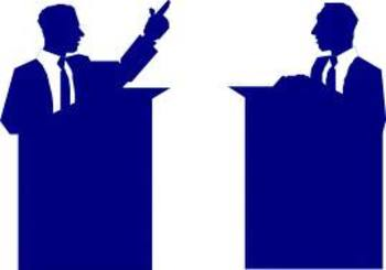"""Election Time Activity: Who won the """"debate""""?"""
