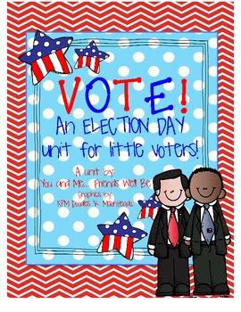 Election Unit Freebie :-)