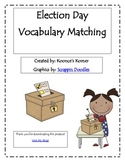 Election Vocabulary Matching Game