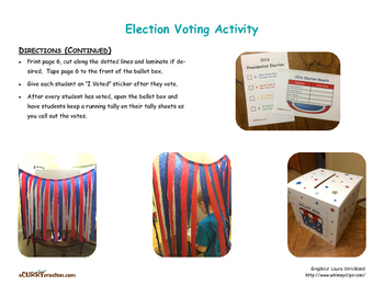 Election Voting Activity