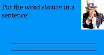Election Whack-a-Mole!