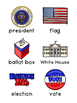 Election - Write the Room Writing Prompts {Print on Cardstock or Post It Notes}