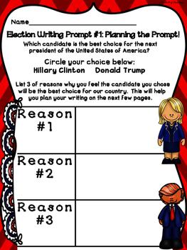Election Writing BUNDLE