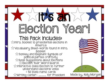 Election Year!