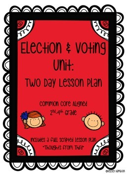Election and Voting Lesson