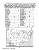 Election of 1896, AMERICAN HISTORY LESSON 114 of 150 Map Ex. & Critical Thinking
