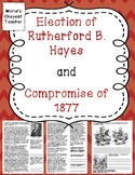 Election of Rutherford B. Hayes and Compromise of 1877