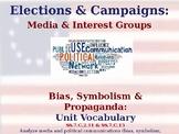 Elections & Campaigns - Bias, Symbolism & Propaganda - Vocabulary Exercise