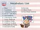 Elections & Campaigns - Political Parties - Unit Vocabulary Exercise