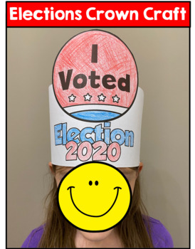Elections Fun Pack - Venn Diagrams, Writing Pages, Electoral College and More!