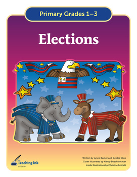 Elections (Grades 1-3) - by Teaching Ink