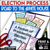 Elections and Voting Interactive Notebook and Mini Unit Election Process