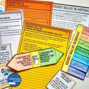 Elections in Australia Bundle - Australian Government
