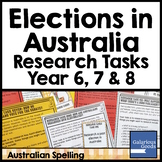 Elections in Australia Research Tasks - Australian Government