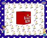 Election/voting Smartboard Interactive Attendance