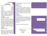 Electives Course Catalog Brochure Template