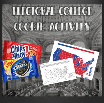 Electoral College Cookie Activity