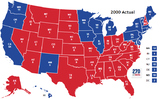 Electoral College Lesson (2000 Presidential Election)