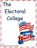 Electoral College Reading, Questions and Mystery Picture