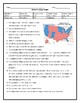 Electoral College Review Fill in the Blanks Worksheet with Answer Key