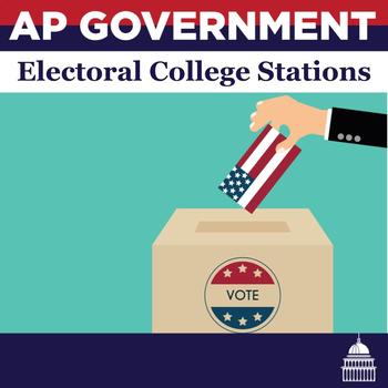 Electoral College Stations | AP Government and Politics