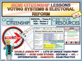 Electoral Reform and Voting Systems