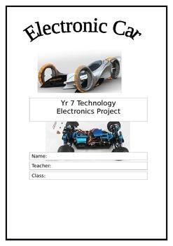 Electric Car Design Booklet.